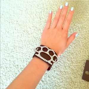 Accessories - New❗️2 DAY CLOSET CLEAROUT! Brass knuckle bracelet